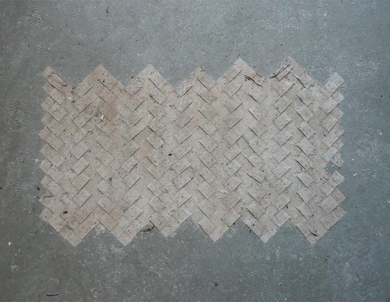 <p>OT (2009) Pflastermatte</p>