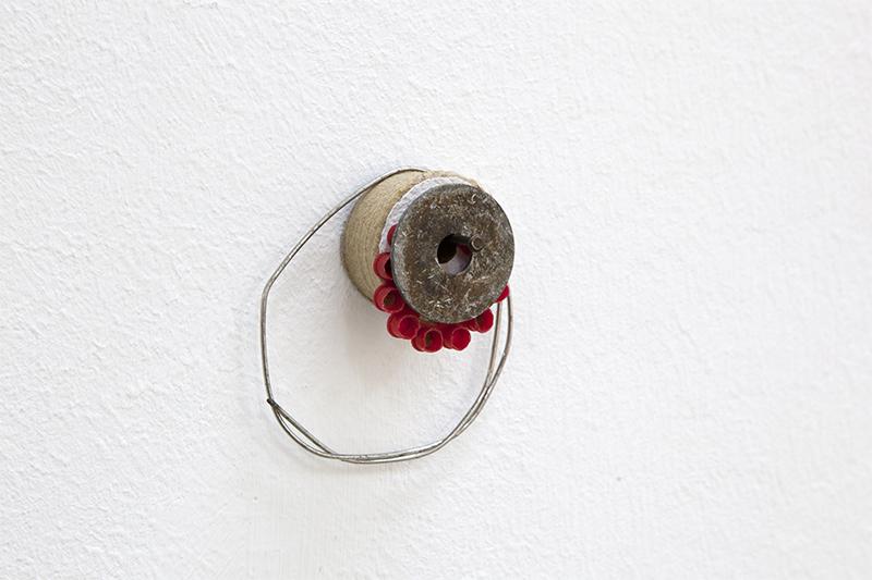 <p>aus der Reihe Bozetti (2013) verschiedene Materialien, ©Daniela Wolf</p>